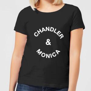 Chandler & Monica Women's T-Shirt - Black