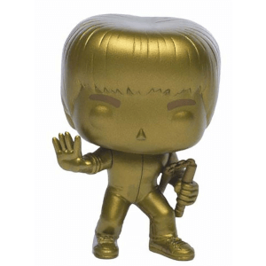 Game of Death Gold Bruce Lee EXC Pop! Vinyl Figure