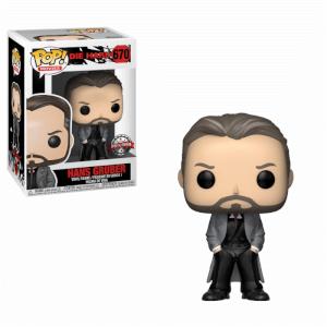 Figurine Pop! Die Hard Hans Gruber EXC
