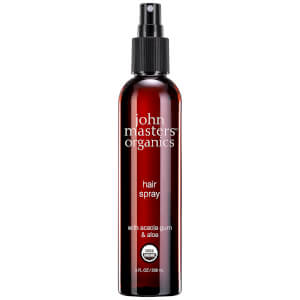 John Masters Organics Hair Spray with Acacia Gum and Aloe 236ml