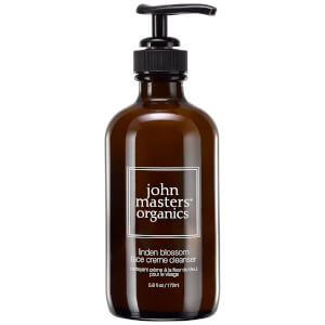 John Masters Organics Linden Blossom Face Creme Cleanser 172ml