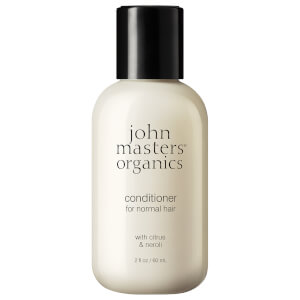 John Masters Organics Conditioner for Normal Hair 60ml (Free Gift)