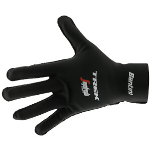 Santini Trek-Segafredo 2019 Pro Team Vega Xtreme Winter Gloves