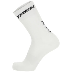 Santini Trek-Segafredo 2019 Medium Profile Socks