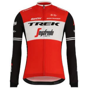 Santini Trek-Segafredo 2019 Classe Long Sleeve Jersey