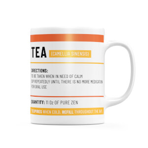 Daily Dose Tea Mug