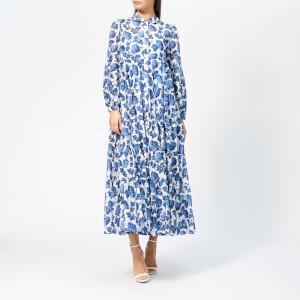 Diane von Furstenberg Women's Kiara Dress - Berries Ivory