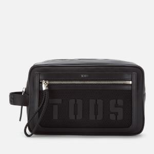 Tod's Men's Wash Bag - Nero