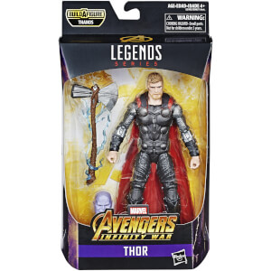 Hasbro Marvel Legends Series Avengers: Infinity War 6-inch Thor Figure