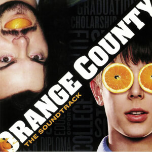 Orange County - The Soundtrack (Limited Orange Vinyl Version) 2xLP