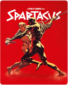 Spartacus - Zavvi UK Exclusive Steelbook