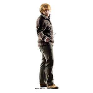 Harry Potter - Ron Weasley Mini Cardboard Cut Out
