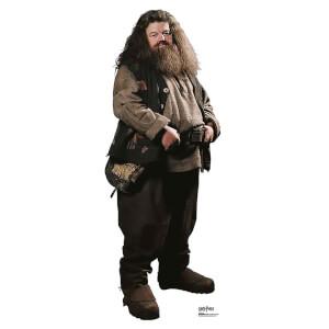 Harry Potter - Hagrid Mini Cardboard Cut Out