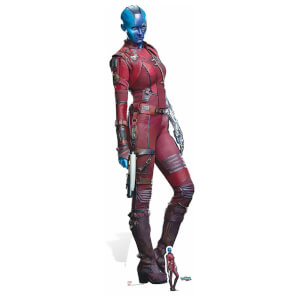 Guardians of the Galaxy 2 - Nebula Lifesize Cardboard Cut Out