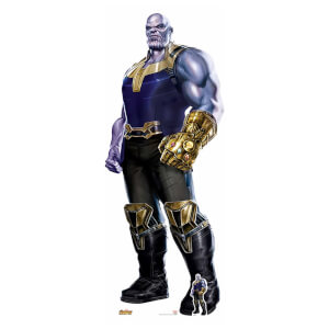 Avengers: Infinity War - Thanos Lifesize Cardboard Cut Out