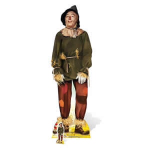 The Wizard of Oz - The Scarecrow Lifesize Cardboard Cut Out