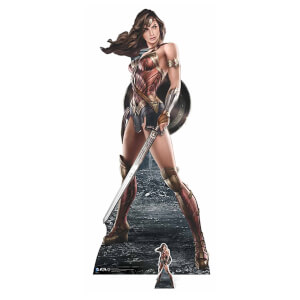 Wonder Woman Lifesize Cardboard Cut Out