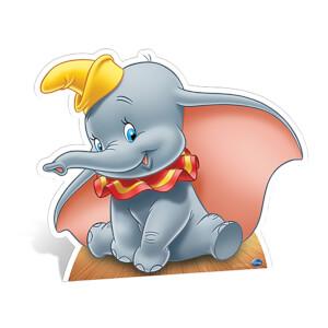 Disney - Dumbo Lifesize Cardboard Cut Out