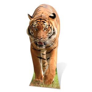 Tiger Lifesize Cardboard Cut Out