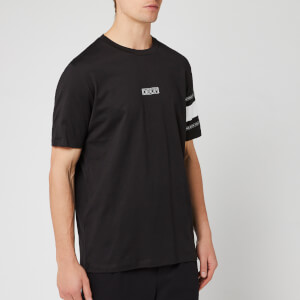 HUGO Men's Durned-U6 T-Shirt - Black