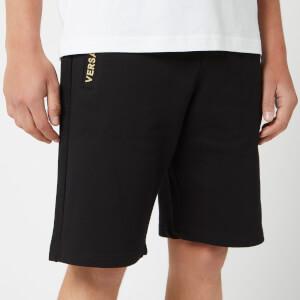Versace Jeans Men's Sweat Shorts - Black
