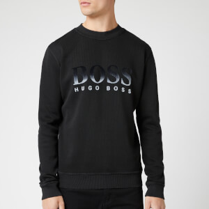 BOSS Men's Weaver Sweatshirt - Black