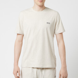 BOSS Hugo Boss Men's Crew Neck Small Logo T-Shirt - Grey