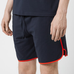 BOSS Hugo Boss Men's Casual Shorts - Navy