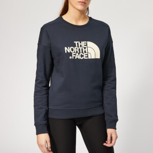 The North Face Women's Drew Peak Crew Neck Sweatshirt - Urban Navy