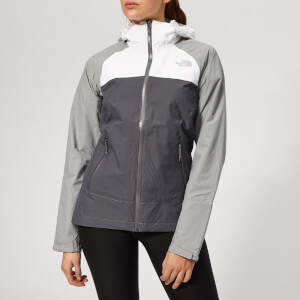 The North Face Women's Stratos Jacket - Vanadis Grey