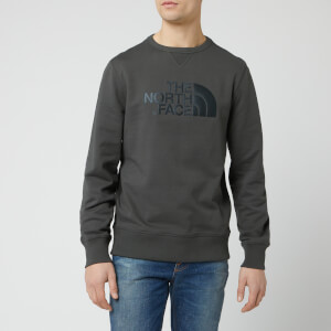 The North Face Men's Drew Peak Light Sweatshirt - Asphalt Grey