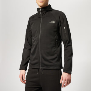 The North Face Men's Borod Full Zip Hoody - TNF Black