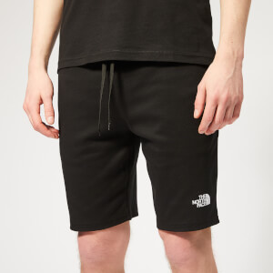 The North Face Men's Standard Graphic Light Shorts - TNF Black