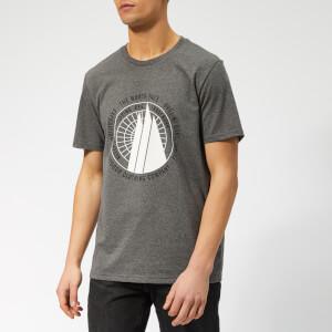 The North Face Men's Celebration Short Sleeve T-Shirt - TNF Medium Grey Heather