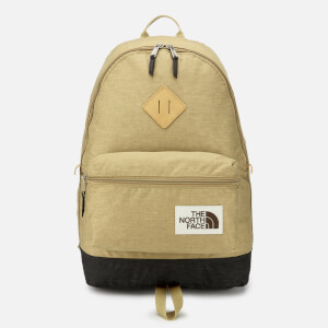 The North Face Berkeley Backpack - Kelp Tan Dark Heather