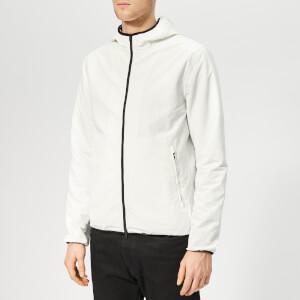 Herno Men's Short Hooded Parka - White