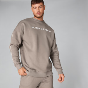 Coordinates Sweatshirt - Quarry