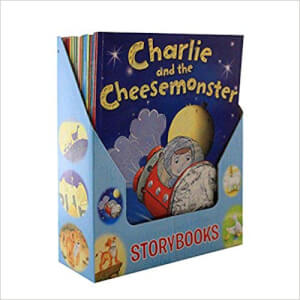 Charlie And The Cheesemonster Book