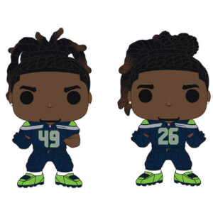 Lot de 2 Figurines Pop! NFL Griffin Brothers