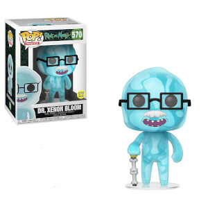 Rick and Morty Dr Xenon Bloom Pop! Vinyl Figure