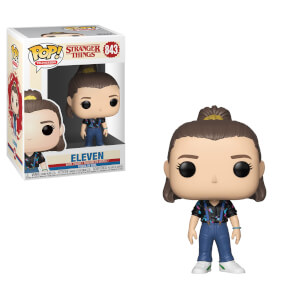 Figura Funko Pop! - Eleven - Stranger Things (Temporada 3)