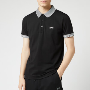 BOSS Men's Paule Polo Shirt - Black