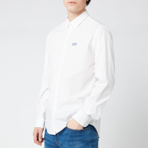 BOSS Men's Biado Shirt - White