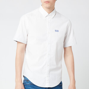 BOSS Men's Biadia Shirt - White