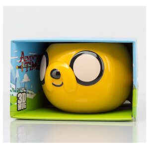 Adventure Time 3D Mug