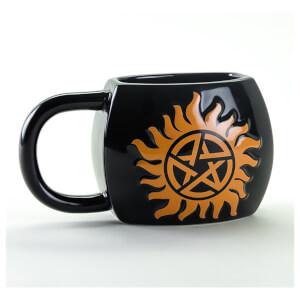 Supernatural Anti-Possession 3D Mug