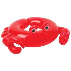 Sunnylife Kiddy Crabby Float - Red
