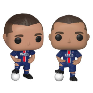 Paris Saint-Germain - Marco Verratti LTF Pop! Vinyl Figur