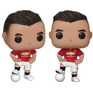 Figurine Pop! Alexis Sanchez - Football - Manchester United