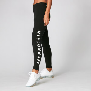 Myprotein The Original Block Leggings - Black